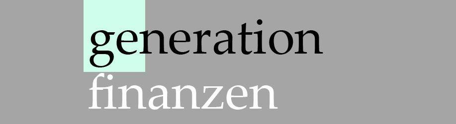 Generation Finanzen
